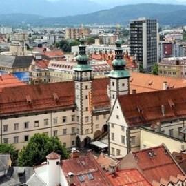 Клагенфурт один из самых интересных и посещаемых городов Австрии.