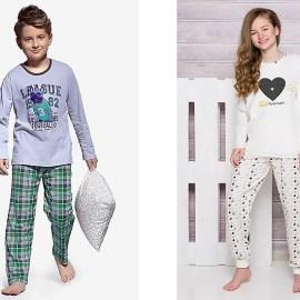 На что обратить внимание при выборе пижамы для детей?