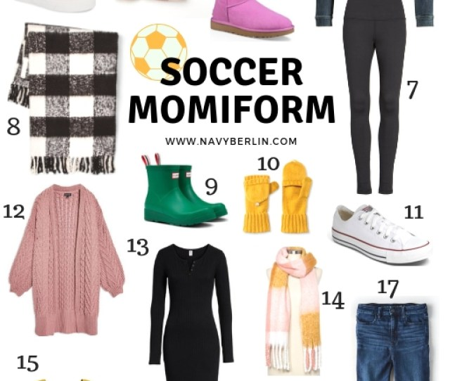 The Perfect Outfit Ideas For Soccer Moms