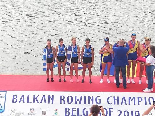 Ορίστηκε η διοργανώτρια χώρα για τους Βαλκανικούς αγώνες κωπηλασίας του 2020