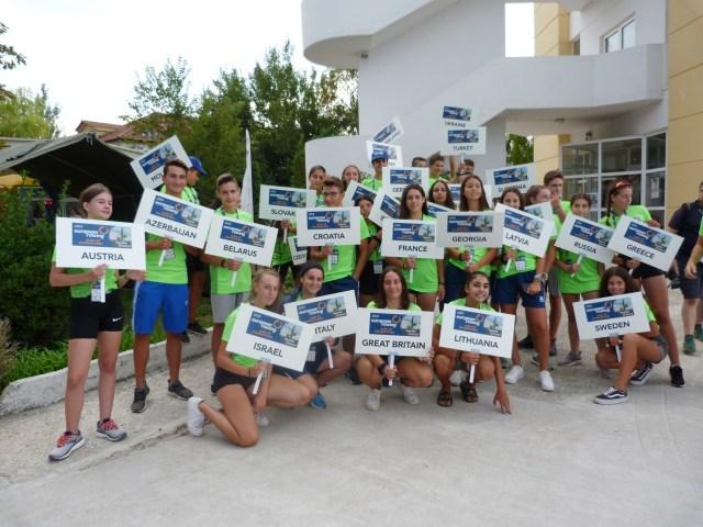 Ευχαριστίες από τον Ν.Ο. Ιωαννίνων για  το Πανευρωπαϊκό Πρωτάθλημα Κωπηλασίας U23