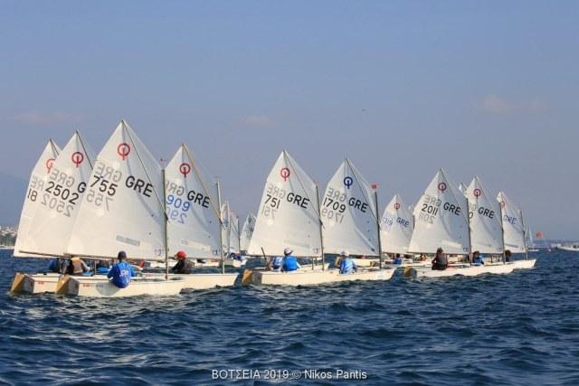 Επιτυχίες του ΝΑΟΚΘ σε ιστιοπλοϊκό αγώνα που διοργάνωσε ο Όμιλος Θαλασσίων Αθλημάτων