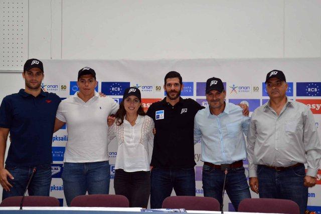 Παρουσιάστηκαν οι πέντε αθλητές που εντάσσονται στο πρόγραμμα #TowardsTokyo του Παύλου Κοντίδη
