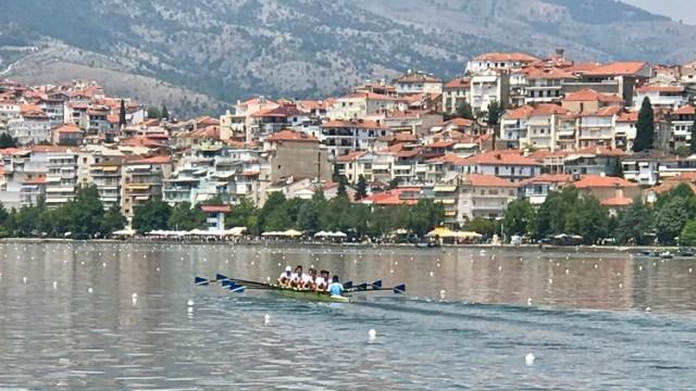 Στην Καστοριά οριστικά όλο το 87ο Πανελλήνιο πρωτάθλημα Κωπηλασίας