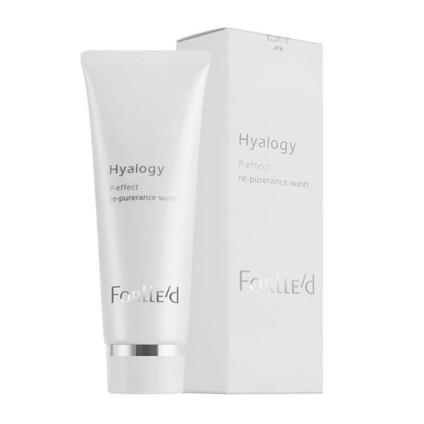 FORLLED hyalogy p effect re purerance wash