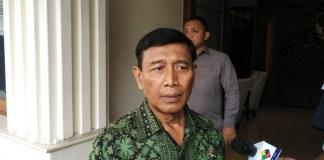 Ketua Dewan Pembina Partai Hanura,Wiranto