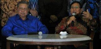 Prabowo dan SBY Akan Segera Bertemu