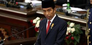 Presiden RI Jokowidodo