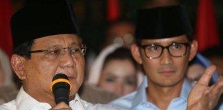 Capres nomor urut 2, Prabowo Subianto