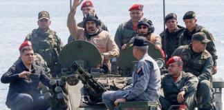 Venezuela Luncurkan Latihan Perang.
