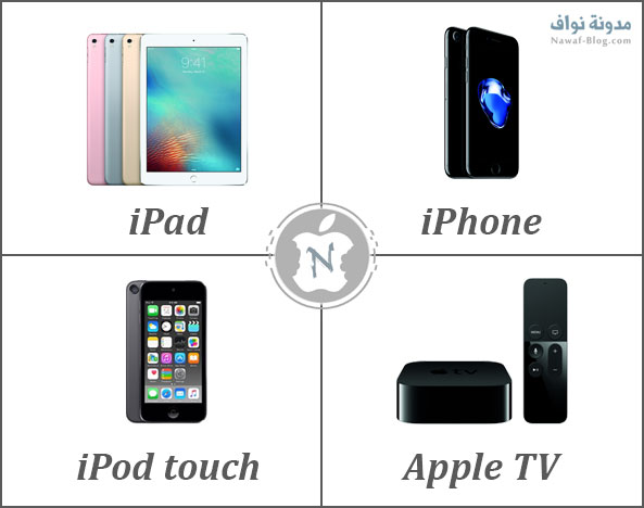 تنزيل الملفات الخاصة بإصدارات نظام iOS وأدوات الجيلبريك