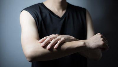 arm - 市原・五井のメンズ脱毛・ひげ脱毛なら男性脱毛NAX【ナックス】