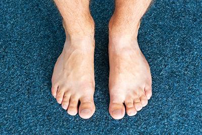 足の指5 - 足脱毛定額制プラン|【メンズ脱毛専門店NAX】