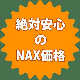 NAX価格 - メンズVIO脱毛793円キャンペーン