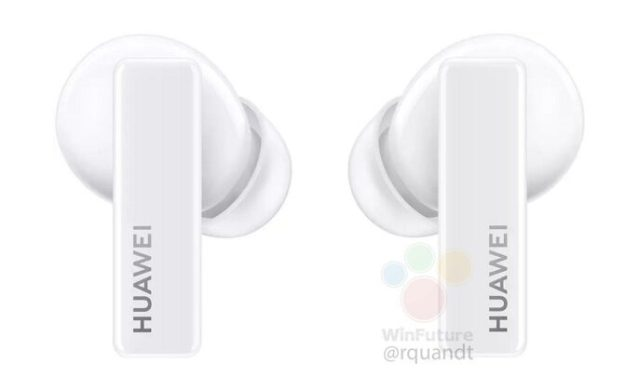 HUAWEI FreeBuds Pro with Bluetooth 5.2 connectivity and Active Noise Cancellation leaked: report