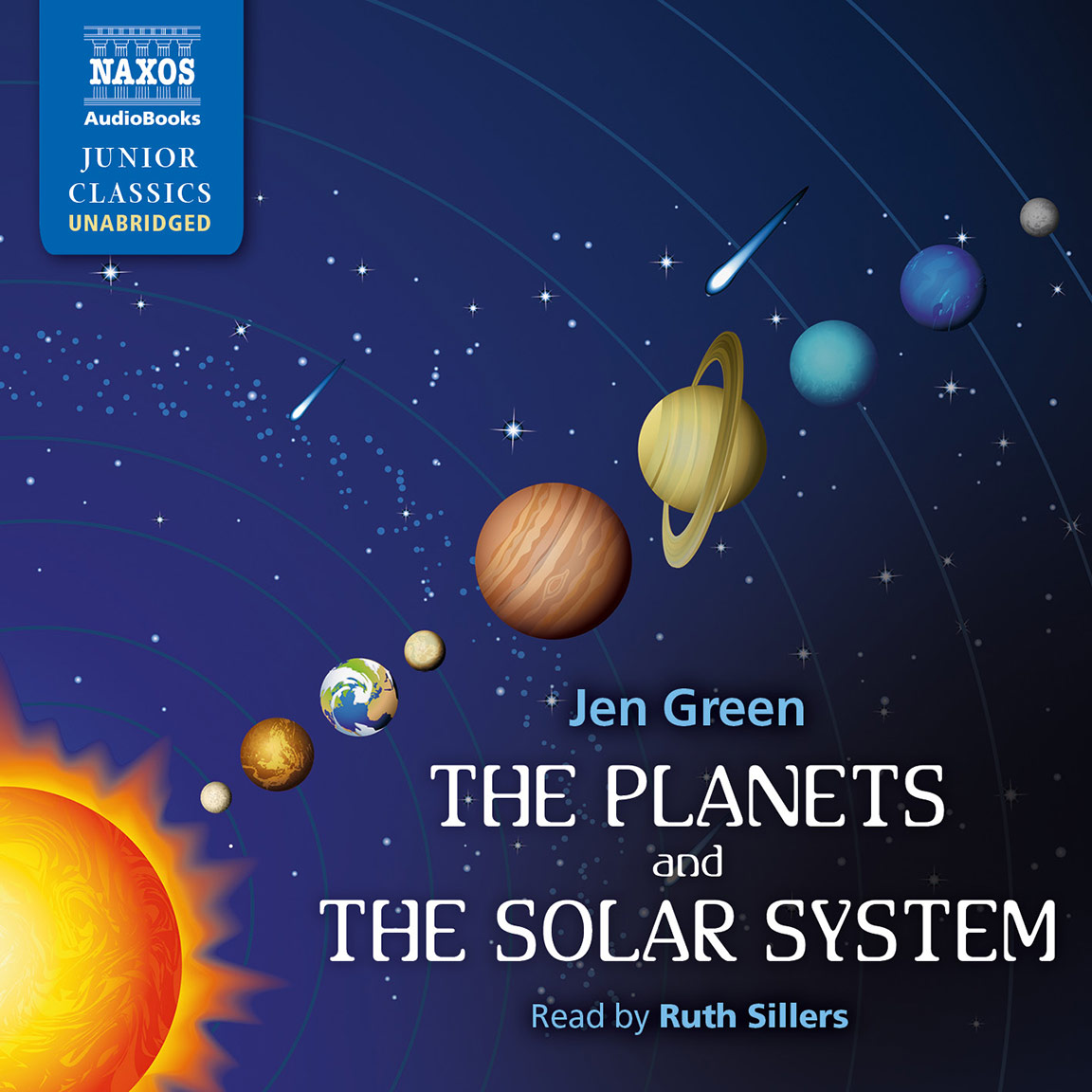 Planets And The Solar System The Unabridged Naxos