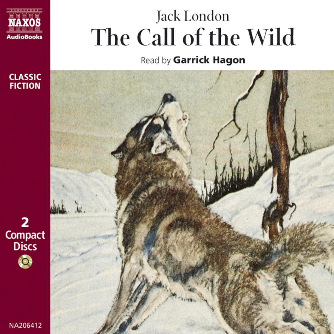 Call Of The Wild The Abridged Naxos Audiobooks