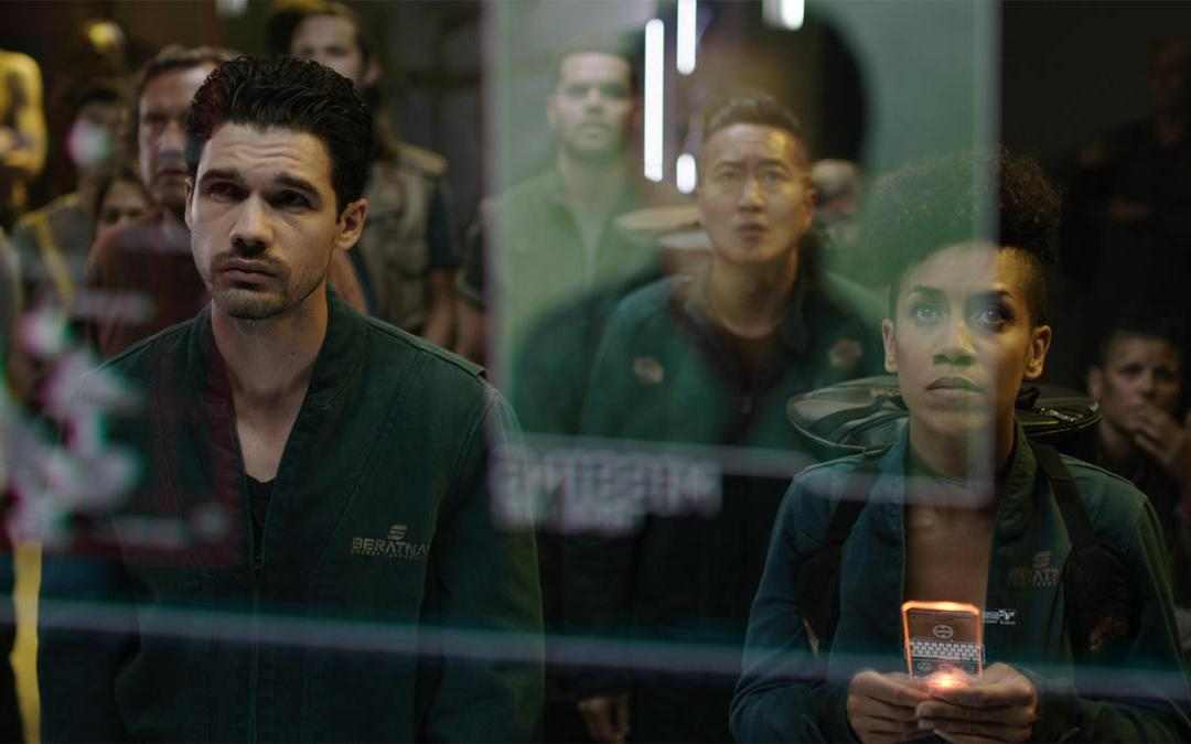 The Expanse Season 2 Episode 10: Cascade