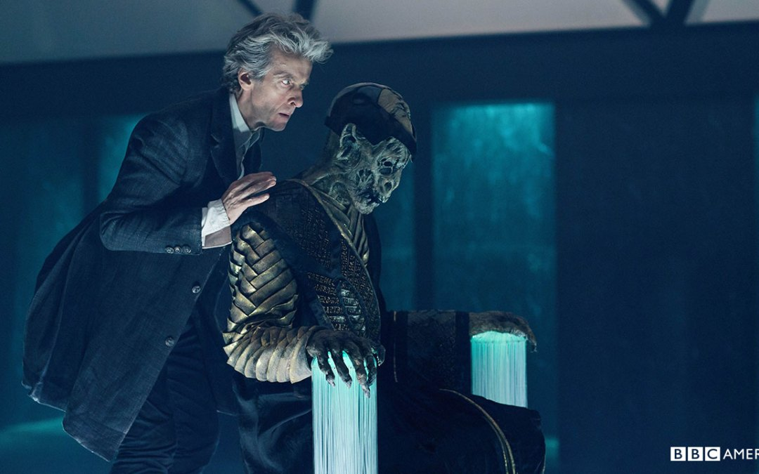 Doctor Who: The Doctor Doesn't Let 'Fake News' Hide the Truth