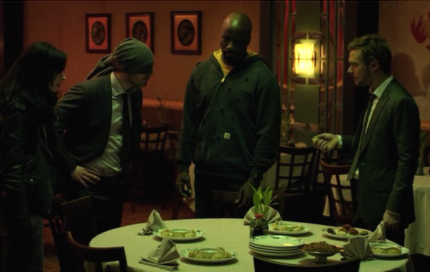 Marvel's The Defenders: We Serve Life Itself