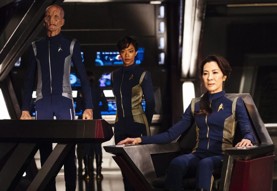 Star Trek Discovery: Fire First