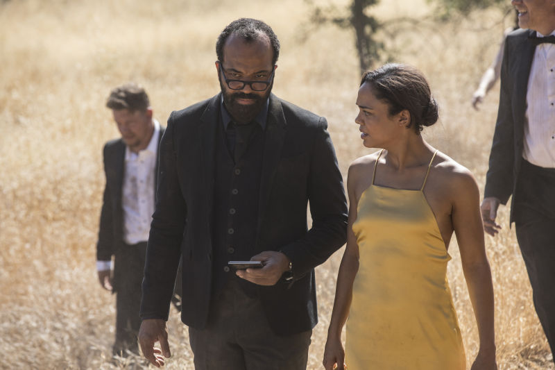 Westworld: Who Might They Become