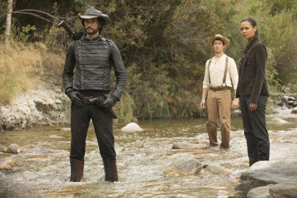 Westworld: Crossing Boundaries