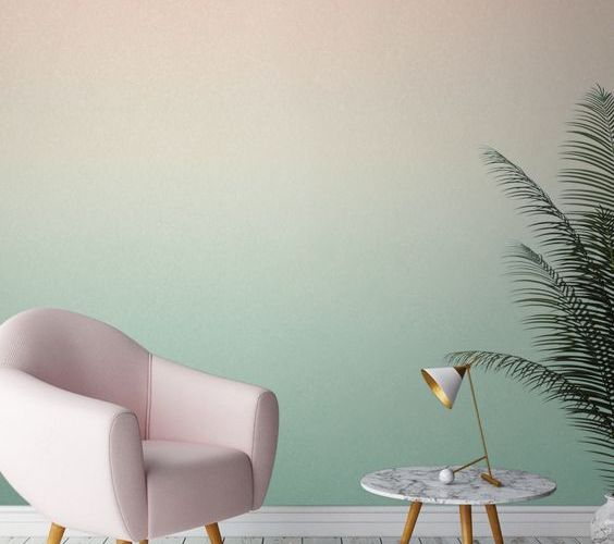 Home Obsessions | Ombré Walls