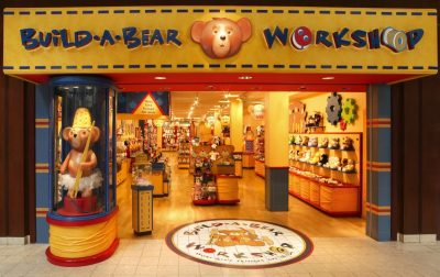 Buid a Bear workshop