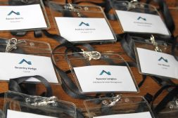 Personalised Lanyards, Networking Event for Property Professionals in London