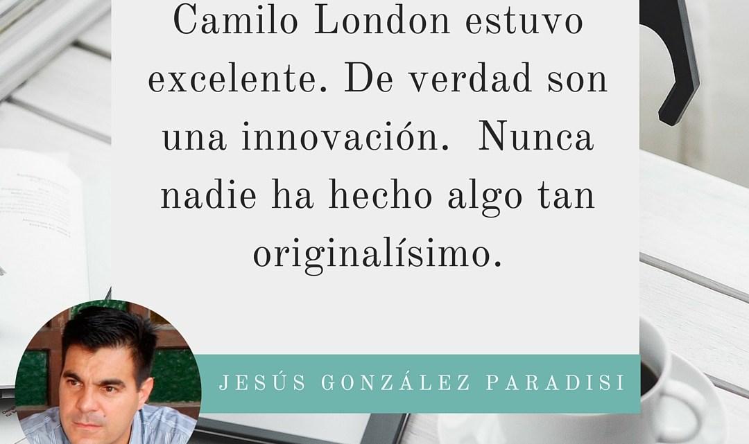 Jesus Gonzalez Paradisi