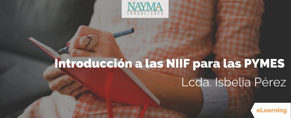 Introducción a las NIIF para las PYMES