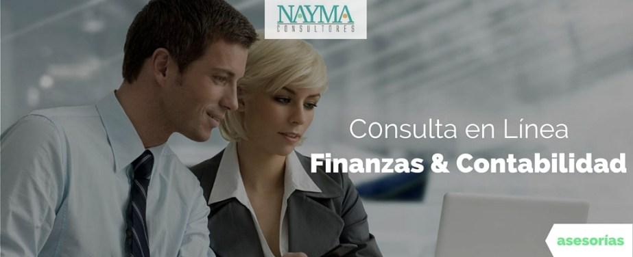 Consulta en Linea - Finanzas Contabilidad