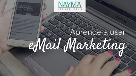aprende a usar email marketing en tu negocio