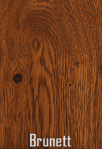 Dubová podlaha odstín Brunett