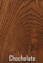 Dubová podlaha odstín Chocholate