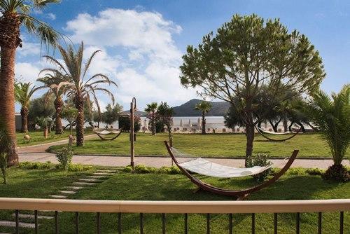 D- Resort – Ayvalık Murat Reis-bahce
