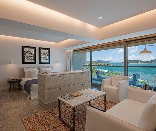 D- Resort – Ayvalık Murat Reis-suit-oda