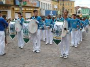 Desfile em Nazaré - 2012 - Foto: Norberto Nicory