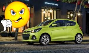 Spark 2016 Cómo arruinar un auto exitoso II