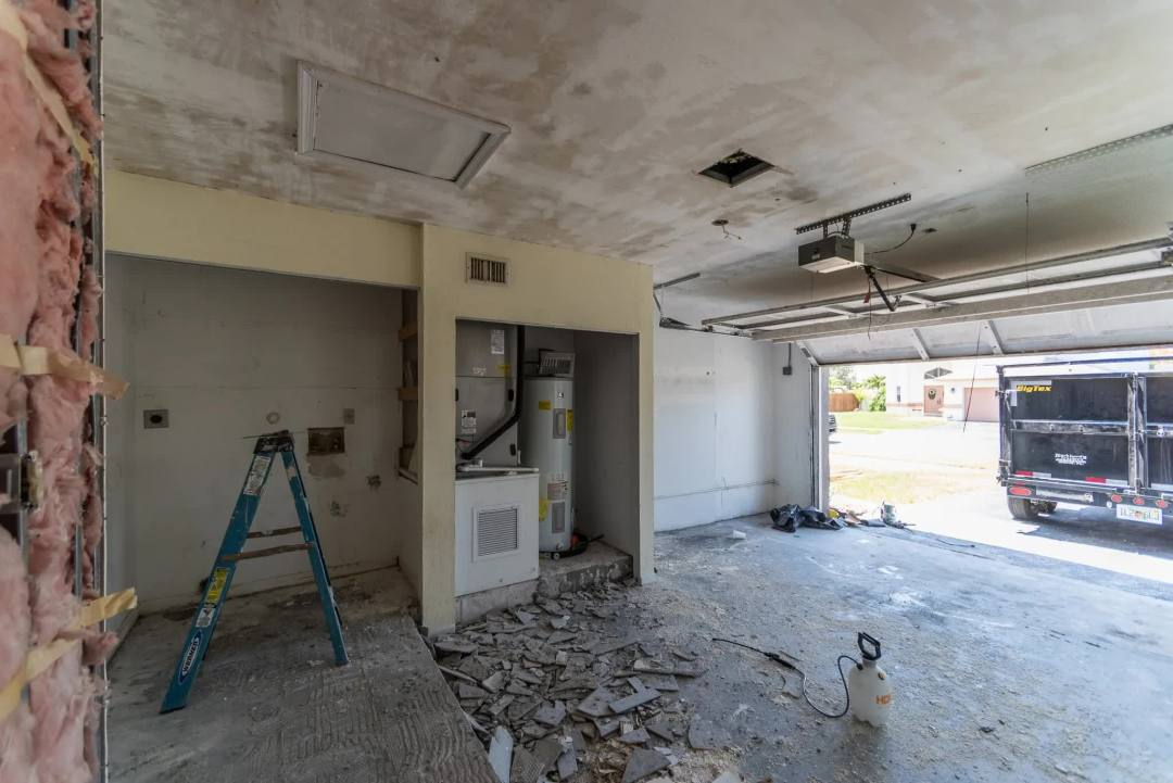 Garage Conversion Contractor
