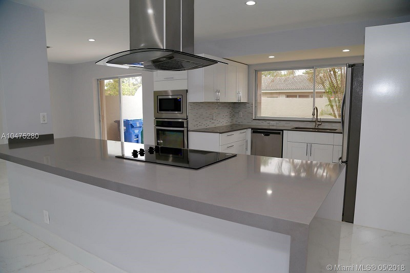 Coral Springs Kitchen Remodel New
