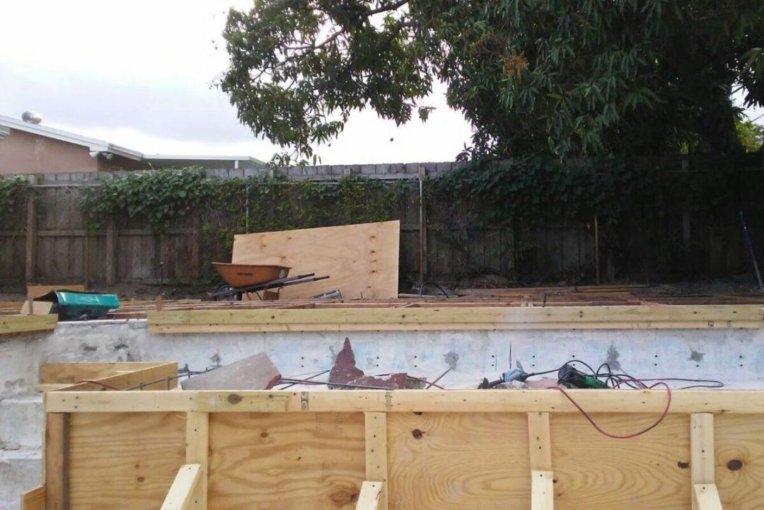 Pool Remodel Pembroke Process