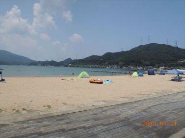 塩浜海水浴場1