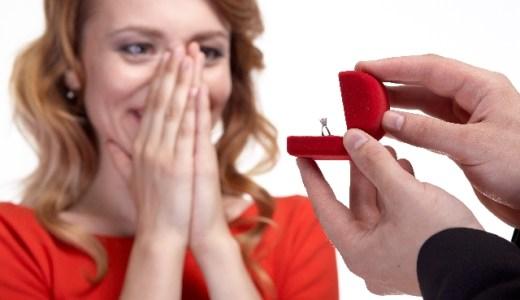 婚約指輪の渡し方!これは嬉しいサプライズな方法5つ!