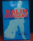 "Buku ""Malin Kundang dan Naskah-naskah Operet Lainnya"" - Nazif Basir"