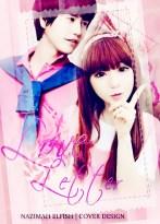 Love Letter cover fanfic suju Cho Kyuhyun and Park Ri Young sweet romance surat cinta pertama dari kyuhyun yang gugup