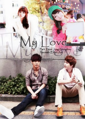 my love cover fanfic super junior kim hungwoon yesung cho kyuhyun romance park yeon jung_