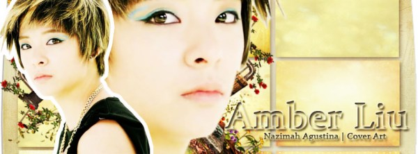 amber josephine liu f(x) new cover zing timeline facebook by nazimah agustina