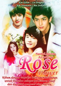 rose flower super junior kihae irene red velvet suho exo romance cover fanfic fluff drama korean Kibum dengan terpaksa harus membeli bunga untuk Donghae sebagai permintaan maaf dan dia tidak menyesal akan hal itu